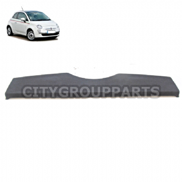 GENUINE FIAT 500 MODELS FROM 2008 TO 2017 PARCEL SHELF LOAD COVER BLIND